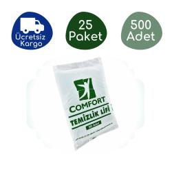 Haspet - Haspet Comfort Temizlik Lifi (25 Paket - 500 Adet)