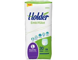 Holder - Holder Emici Külot Büyük (L) 30 Adet