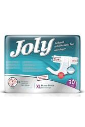 Joly - Joly Belbantlı Hasta Bezi Ekstra Large (Ekstra Büyük Boy) 30 Adet