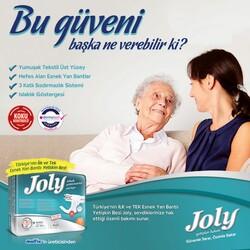 Joly Belbantlı Hasta Bezi Large (Büyük Boy) 30 Adet - Thumbnail