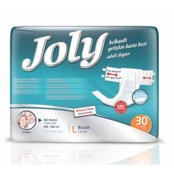 Joly - Joly Belbantlı Hasta Bezi Large (Büyük Boy) 30 Adet