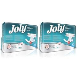 Joly - Joly Belbantlı Hasta Bezi Medium (Orta Boy) 60 Adet